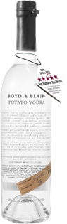 Boyd & Blair Vodka Potato 1.00l